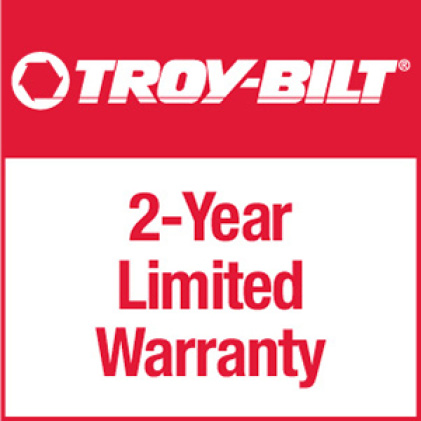 Troy-Bilt gas string trimmers warranty