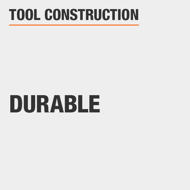 Tool Construction Durable
