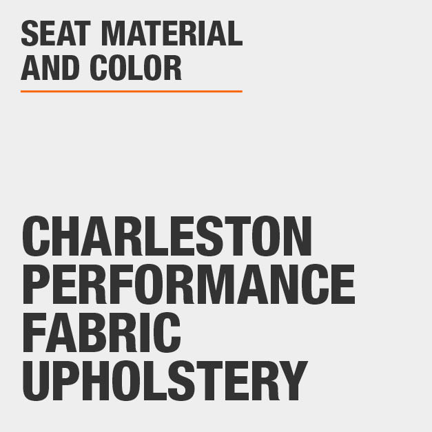 Collection with Charleston Performance Fabric Upholstery