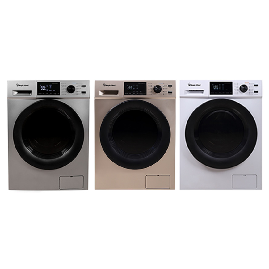 Magic Chef washer and dryer combo units lets you do laundry in one appliance