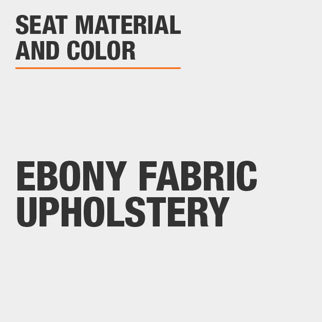 Collection with Ebony Fabric Upholstery