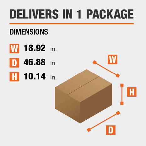 Delivers in 1 Package