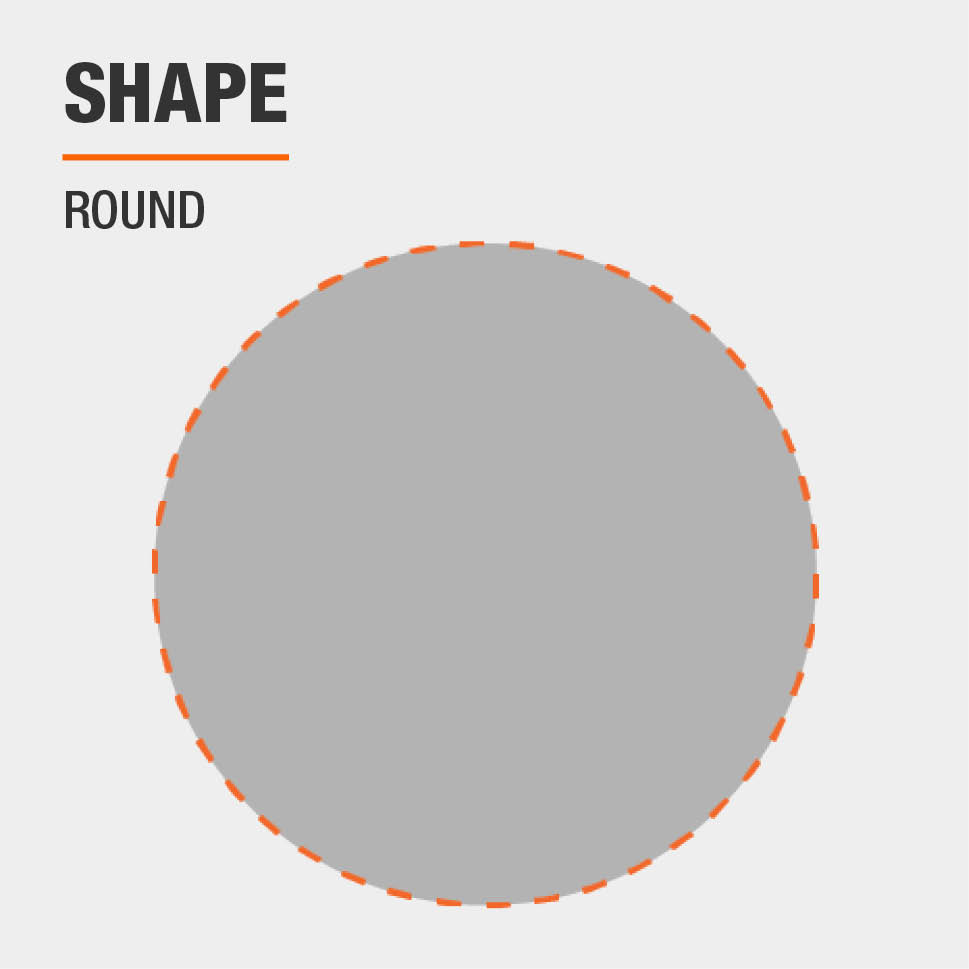 Shape Round
