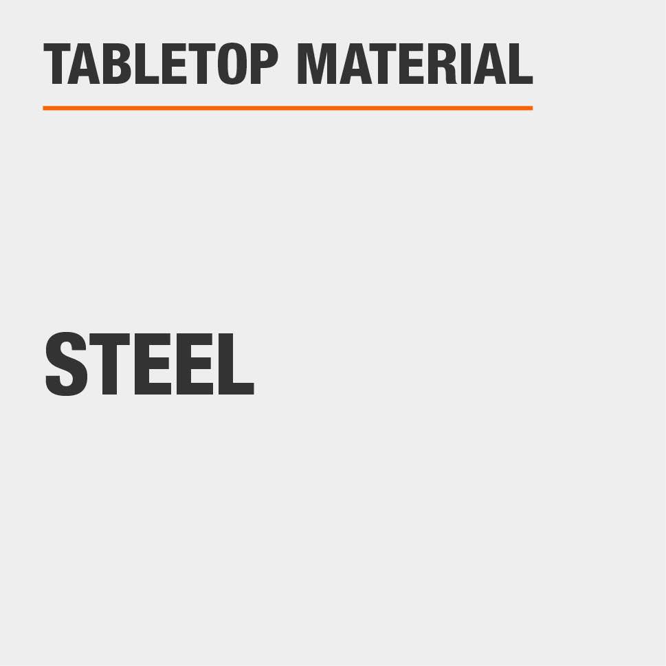 Tabletop Material Steel