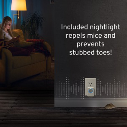 Nightlight Included