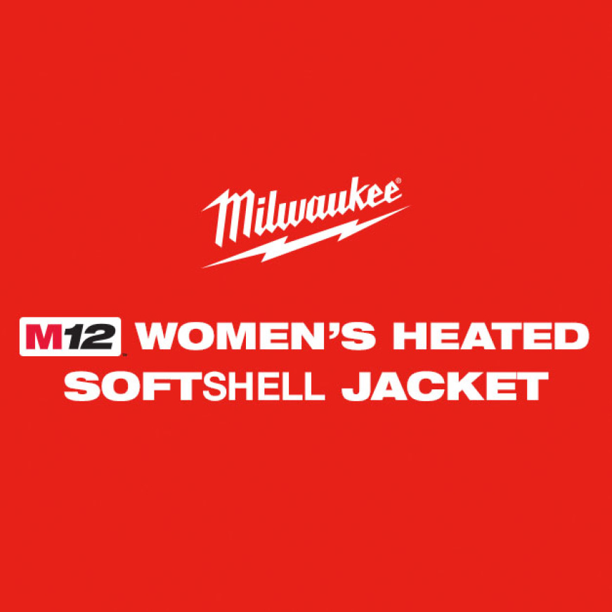 M12 Women's Heated SOFTSHELL Jacket is built to provide you with durable extended warmth and comfort