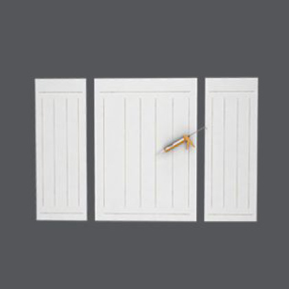 American Standard Passage 32 In X 60 In X 72 In 4 Piece