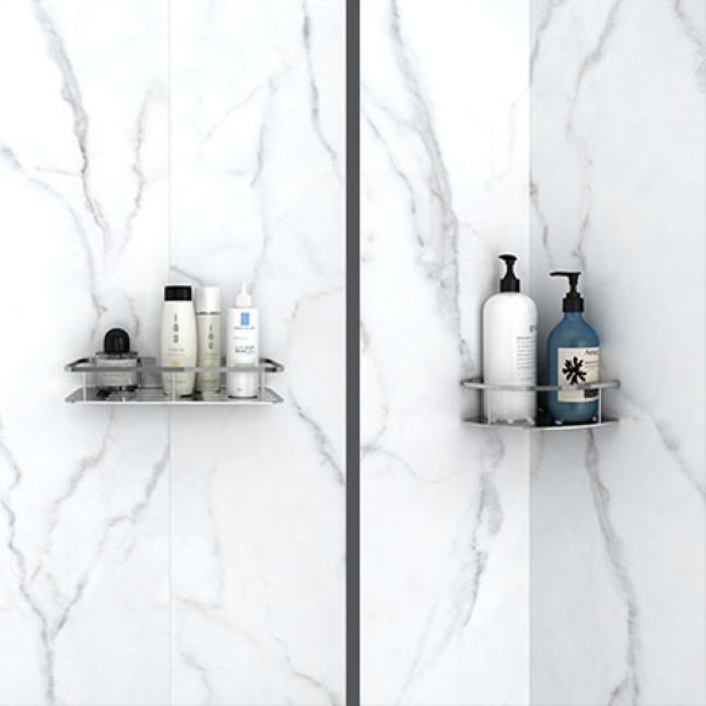 Passage Shower Shelves