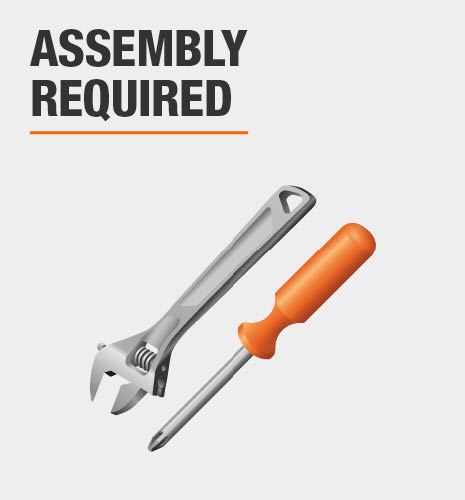 Assembly required for this item.