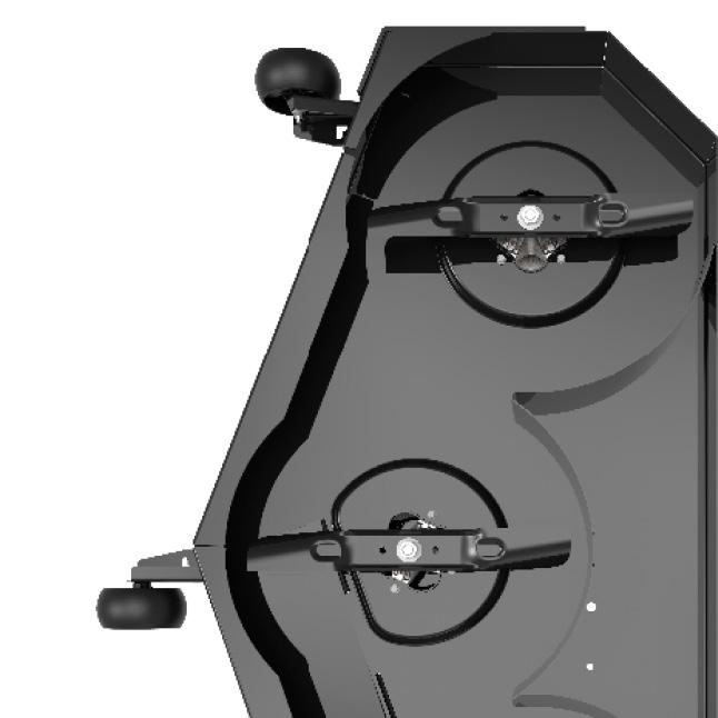 Cub Cadet Ultima ZT1 50 in  23 HP Kawasaki FR Series V-Twin Dual  Hydrostatic Zero Turn Mower with Lap Bar Control