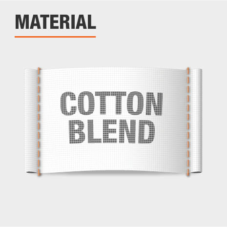 Material is 100% Cotton