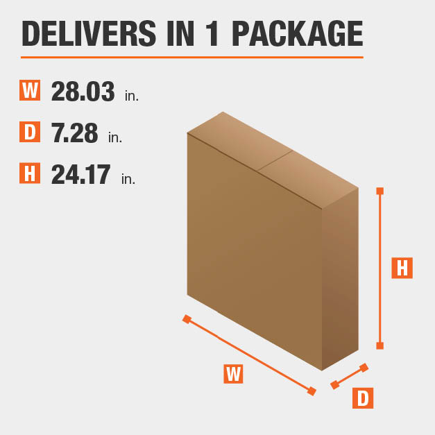 Package Dimensions 28.03 inches wide 24.17 inches high