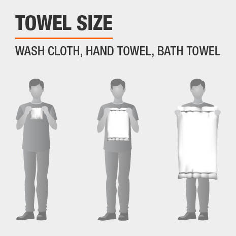 Bath Towel Set Sizes