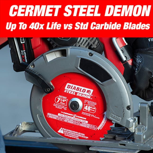 Diablo 12 In X 96 Tooth Laminate Non Ferrous Metal Cutting Saw Blade D1296l The Home Depot