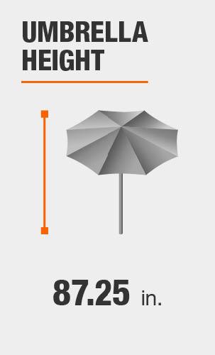 Umbrella Height