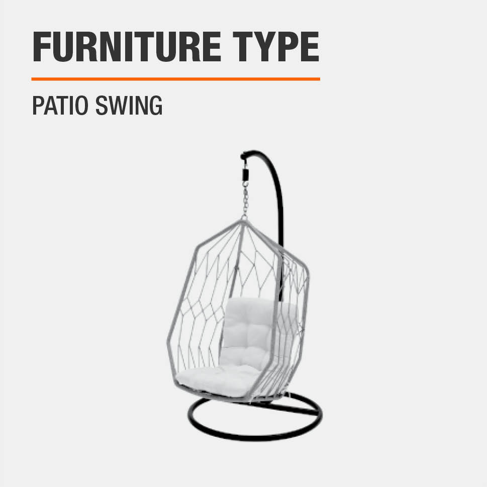 Furniture Type  Patio Swing
