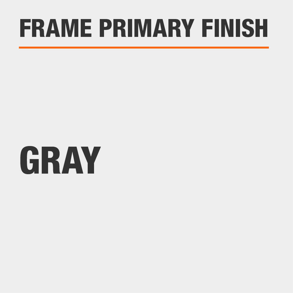 Frame Primary Finish Gray