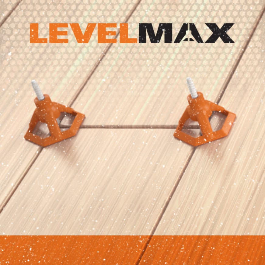 RIDGID LevelMax Lippage Reduction System Top Only Powerful Durable Professional