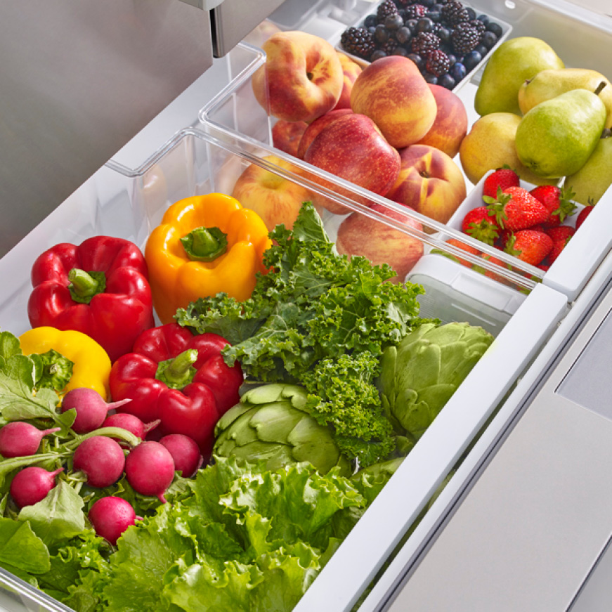 Bosch Refrigerators Fresh by Design