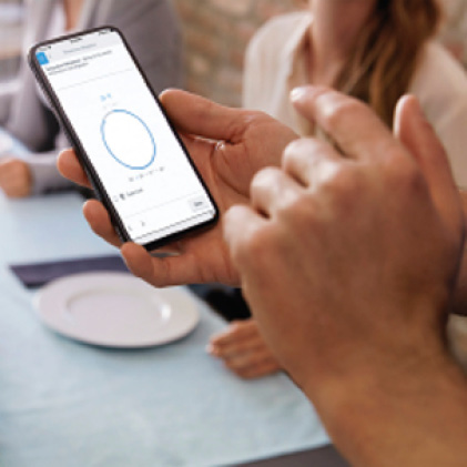 Control Bosch appliances from anywhere with Home Connect