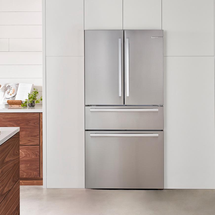 Bosch 4-Door Quality Refrigerator B36CL80SNS
