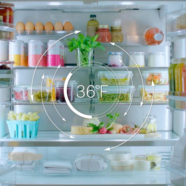 Bosch's MultiAirFlow Maintains Consistent Temperatures