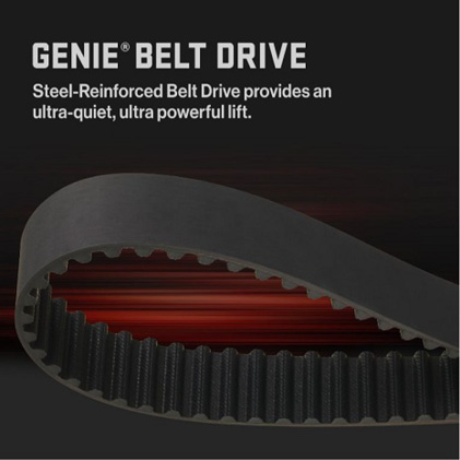 310485802 Genie StealthDrive 750 Ultra-Quiet belt drive