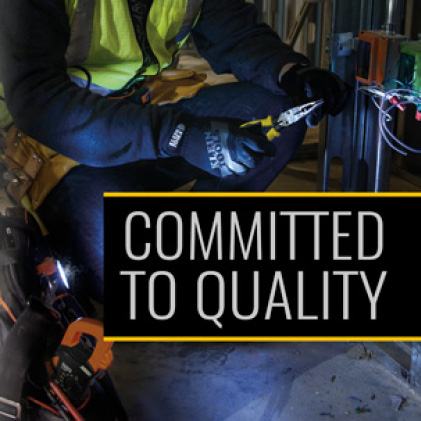 Klein Tools Quality Hard Hats