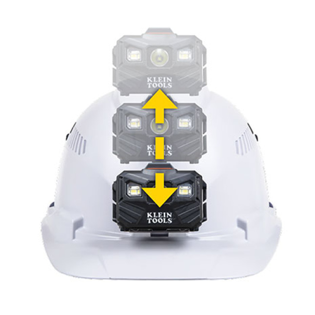 Hard Hats with Lights and Accessory Mounts