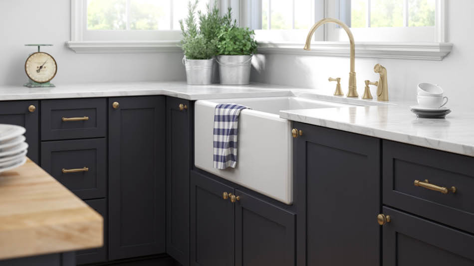 Decorative Cabinet Hardware to Refresh your Kitchen, Bath and Furniture