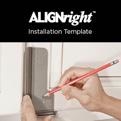 Install Cabinet Hardware Easily