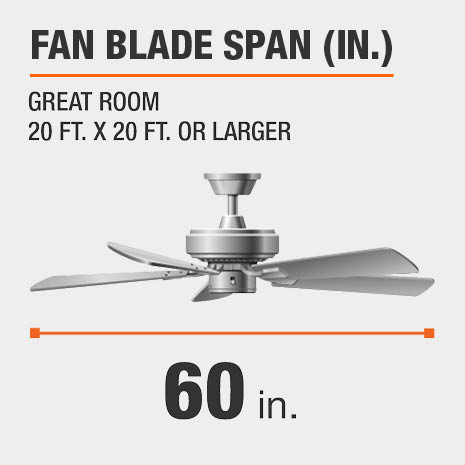 Large Ceiling Fan
