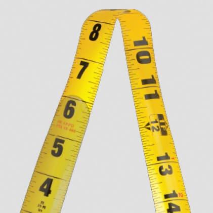 Increases Measurement Readability