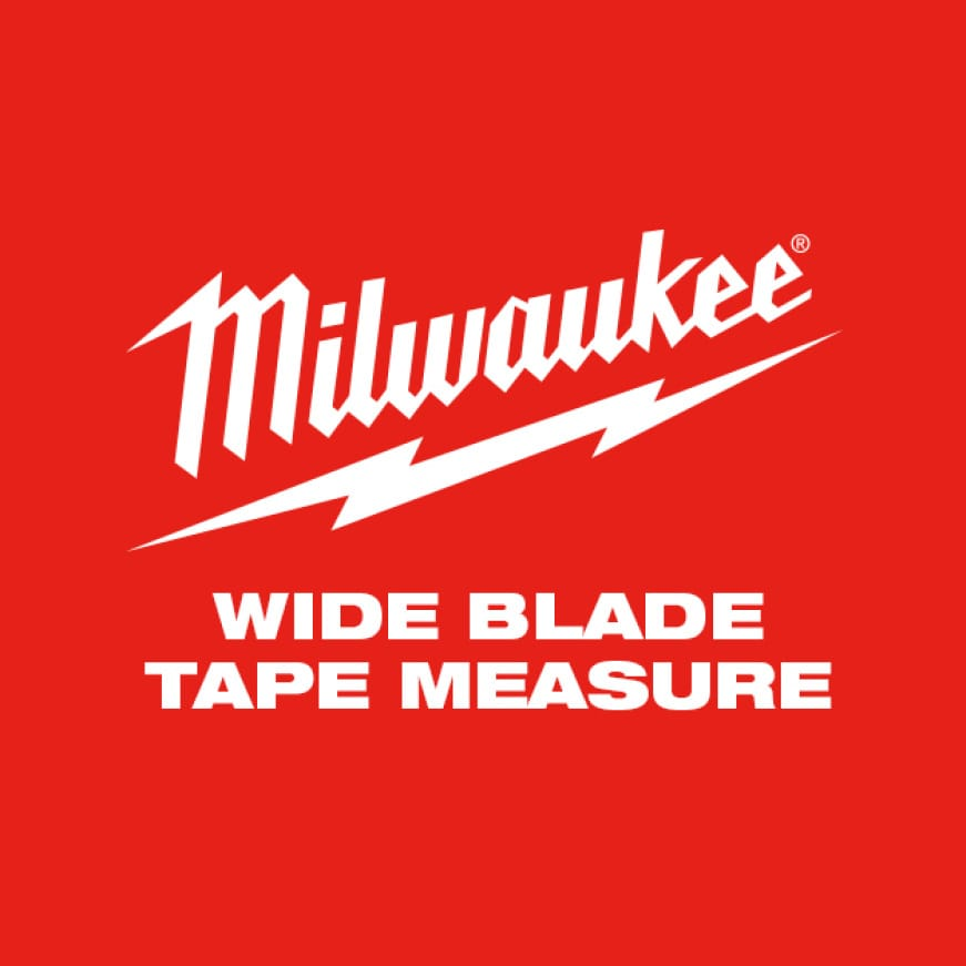 25ft Wide Blade Tape Measure