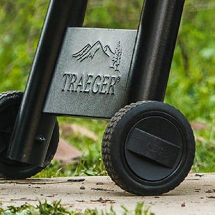 Traeger Grills - All-Terrain Wheels