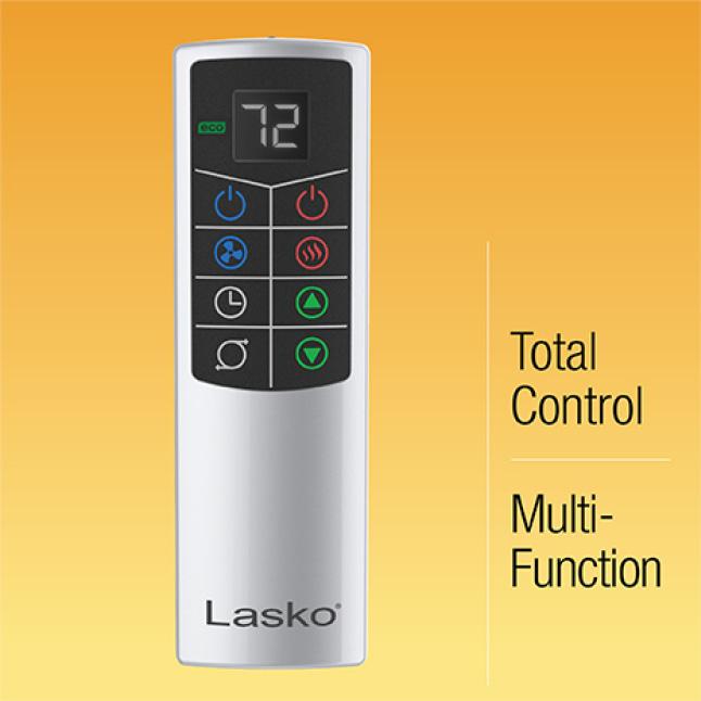 User-Friendly Remote Control
