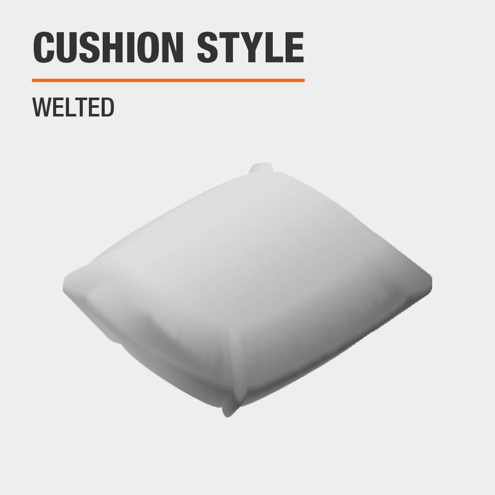 Cushion Style Welted