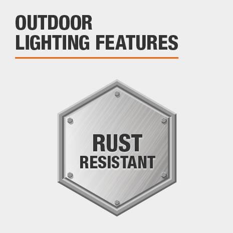 rust resistant