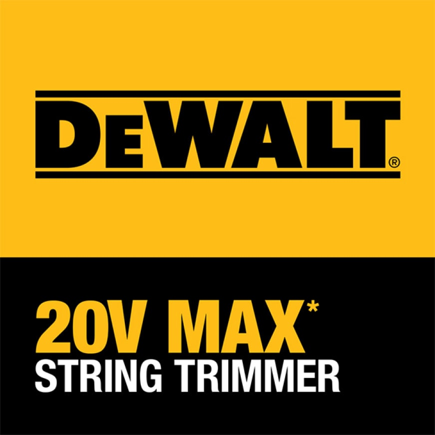20V MAX Lithium Ion XR Brushless String Trimmer