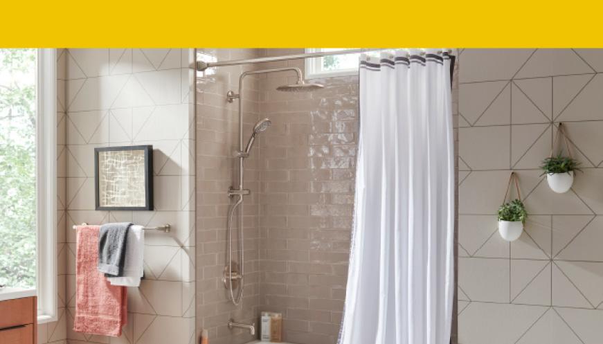 Spectra Versa Retrofit Shower System