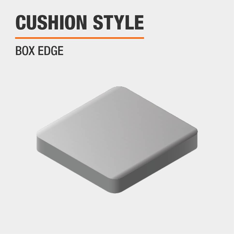 Cushion Style Box Edge