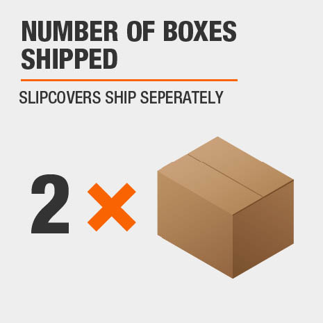 Number of boxes shipped