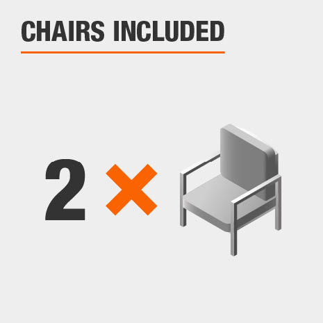 Chairs Included