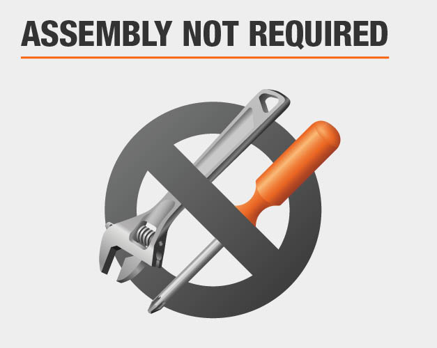 Assembly Not Required