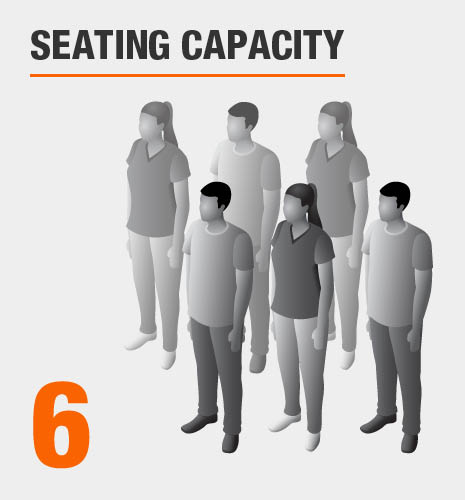 Seating Capacity
