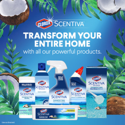 Explore Pacific Breeze & Coconut scented products
