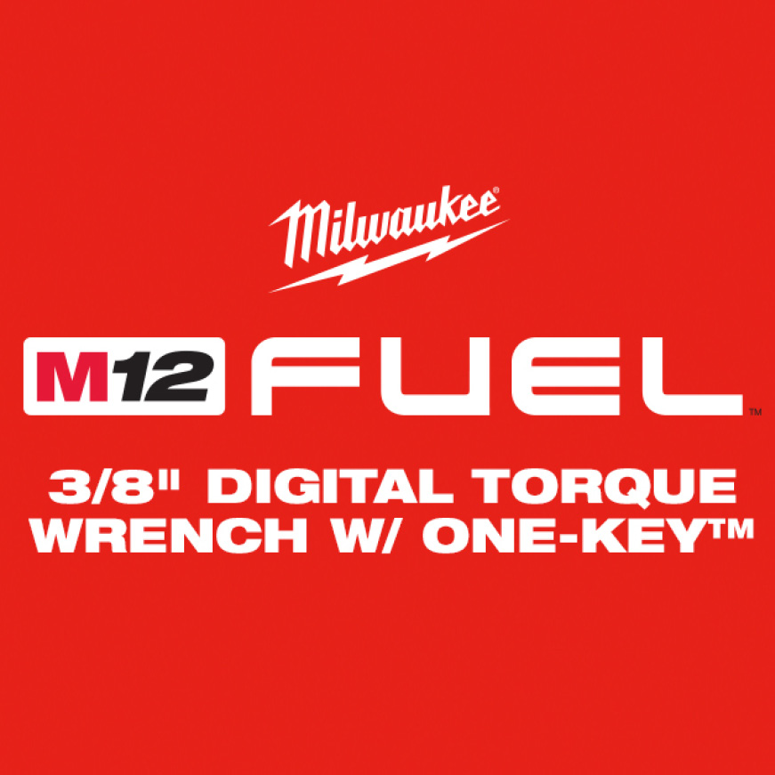 Industry's first torque wrench with a motor, delivering increased productivity, precise torque accuracy, and user demanded reporting functionality.