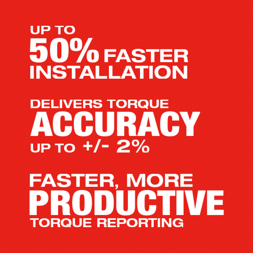 M12 FUEL technology delivers best-in-class performance.