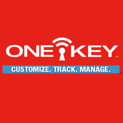 Track, Secure and Manage this tool through the ONE-KEY App