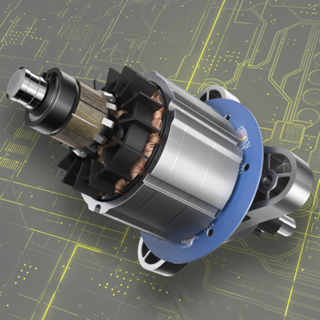 Brushless Motor Technology